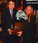 Earl Mack-Victoria McCullough-award
